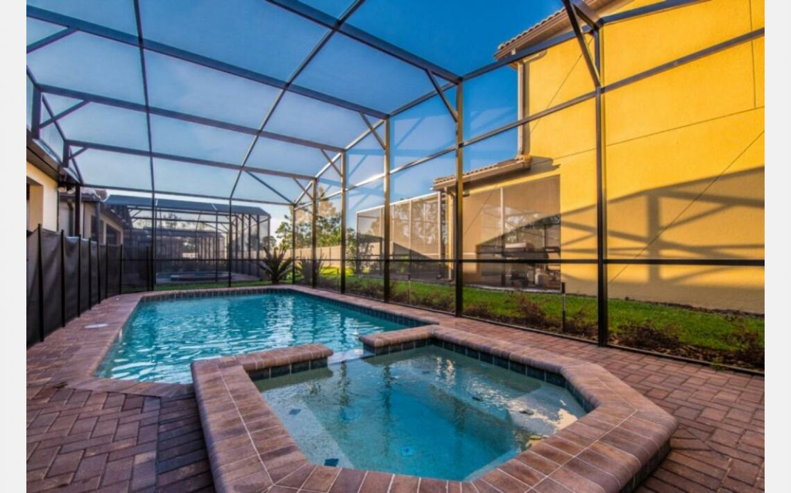 Photos of Rhodes Eight-Bedroom Villa #8805. Kissimmee, 34747, United States of America